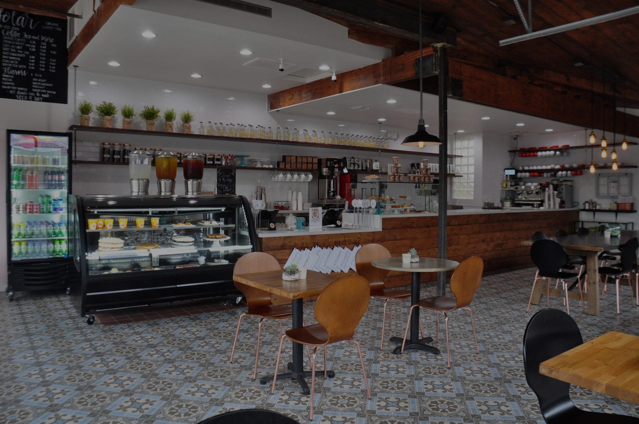 Cafe Solar Westchester Menu