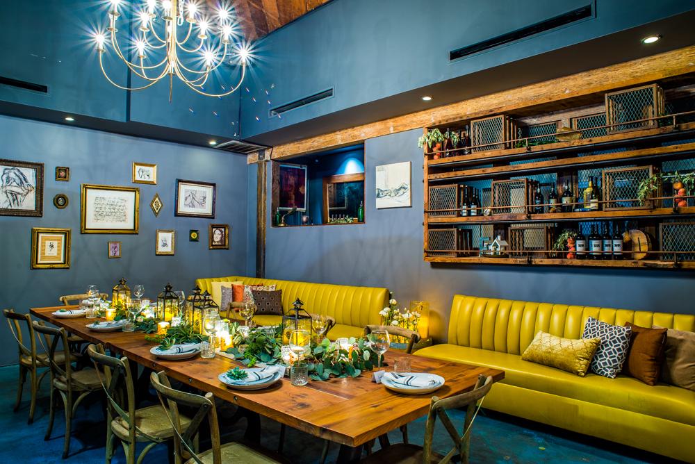 Madera Wine Room