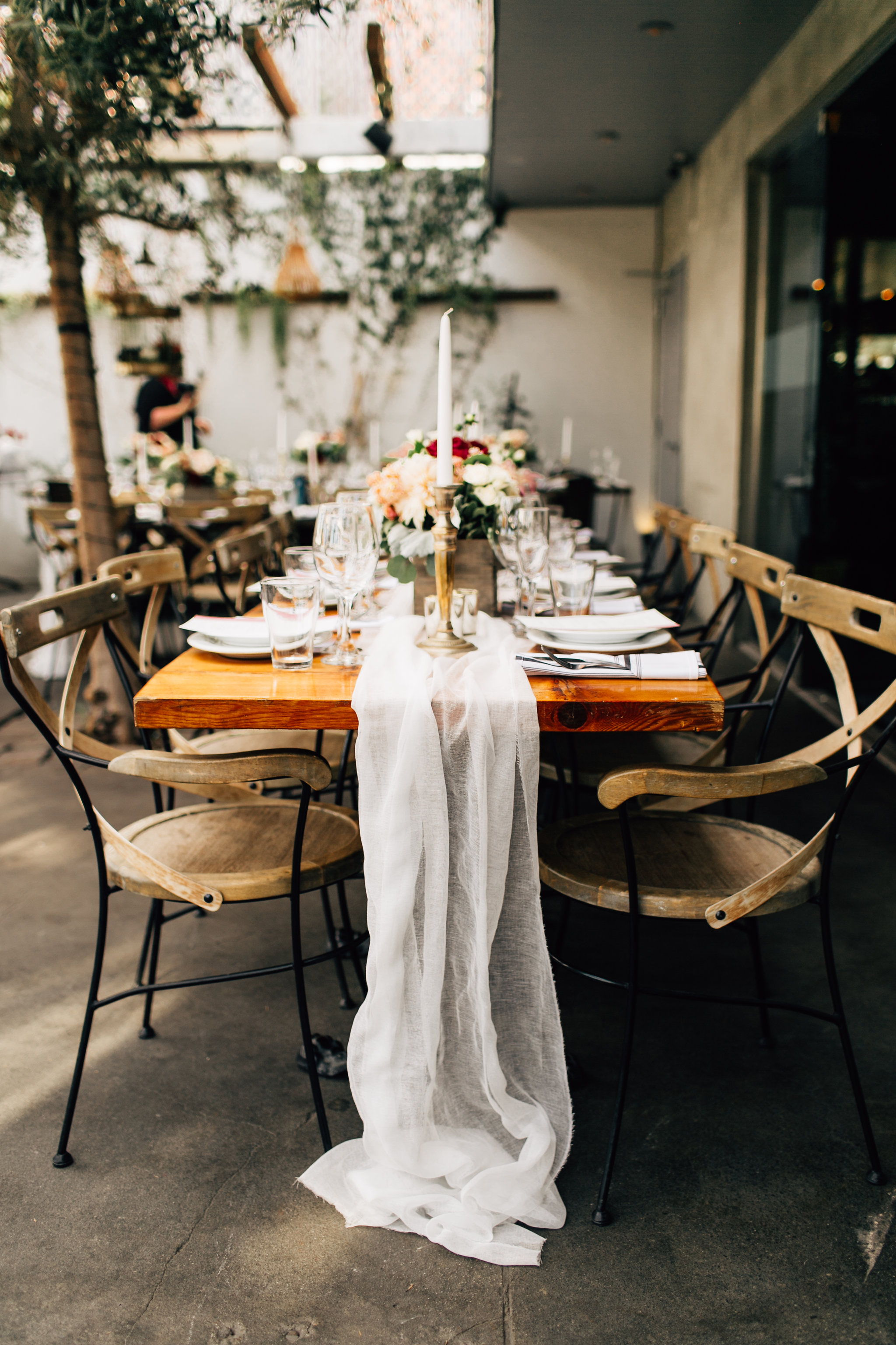 Mr. and Mrs. Grady - Jenna Bechtholt Photography - Wedding at Madera Kitchen --10