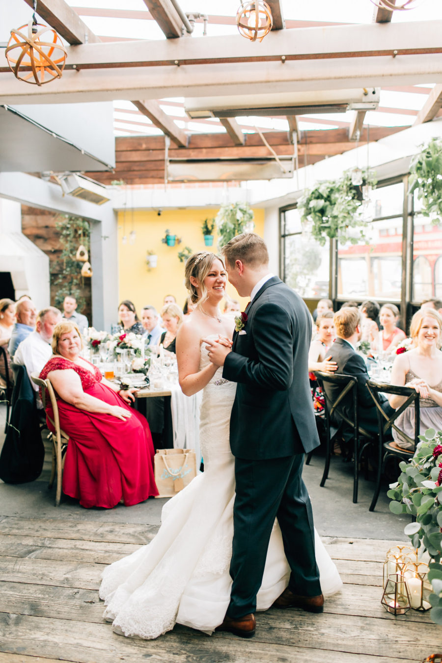 Mr. and Mrs. Grady - Jenna Bechtholt Photography - Wedding at Madera Kitchen --15