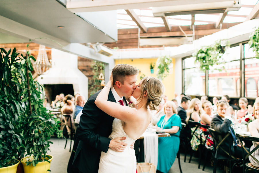 Mr. and Mrs. Grady - Jenna Bechtholt Photography - Wedding at Madera Kitchen --16
