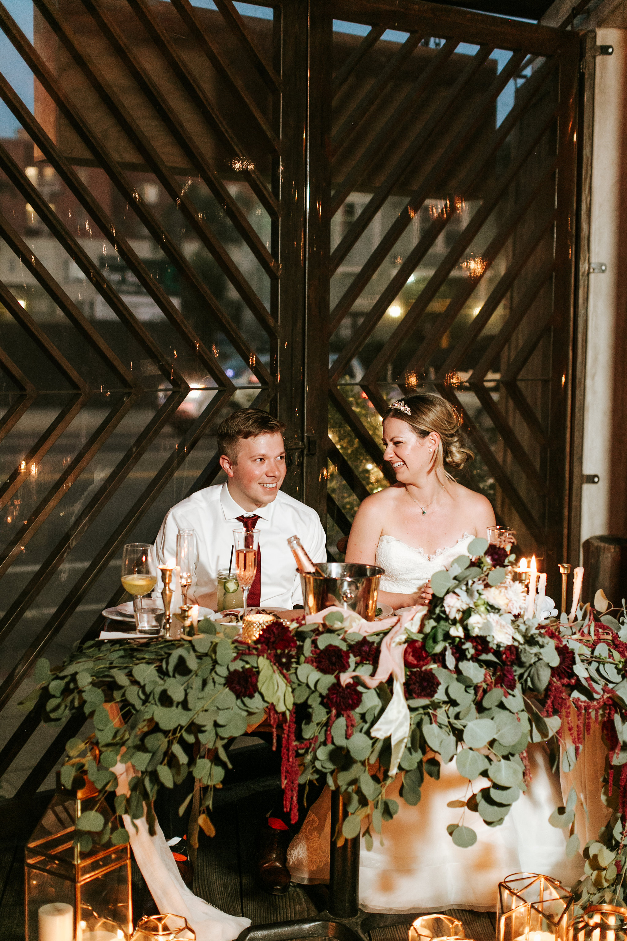 Mr. and Mrs. Grady - Jenna Bechtholt Photography - Wedding at Madera Kitchen --18