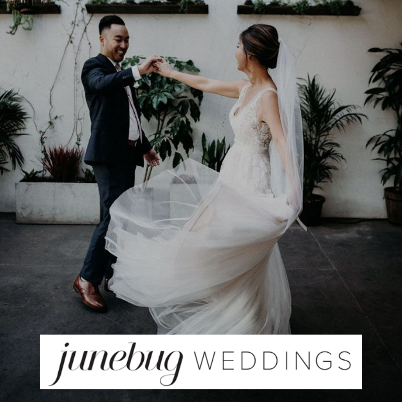 Sue and Theo | Wedding at Madera Kitchen Featured on JuneBug Weddings