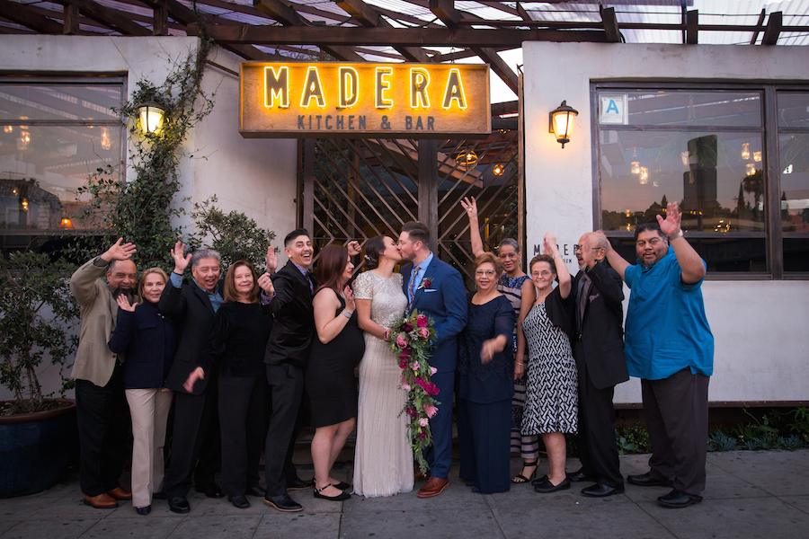 Adrienne and Joshua-Zoom Theory Photography - Madera Kitchen Wedding