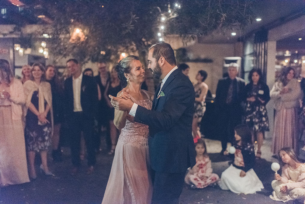 Laura and Thiago - Whimsical Wedding in Hollywood - Madera Kitchen