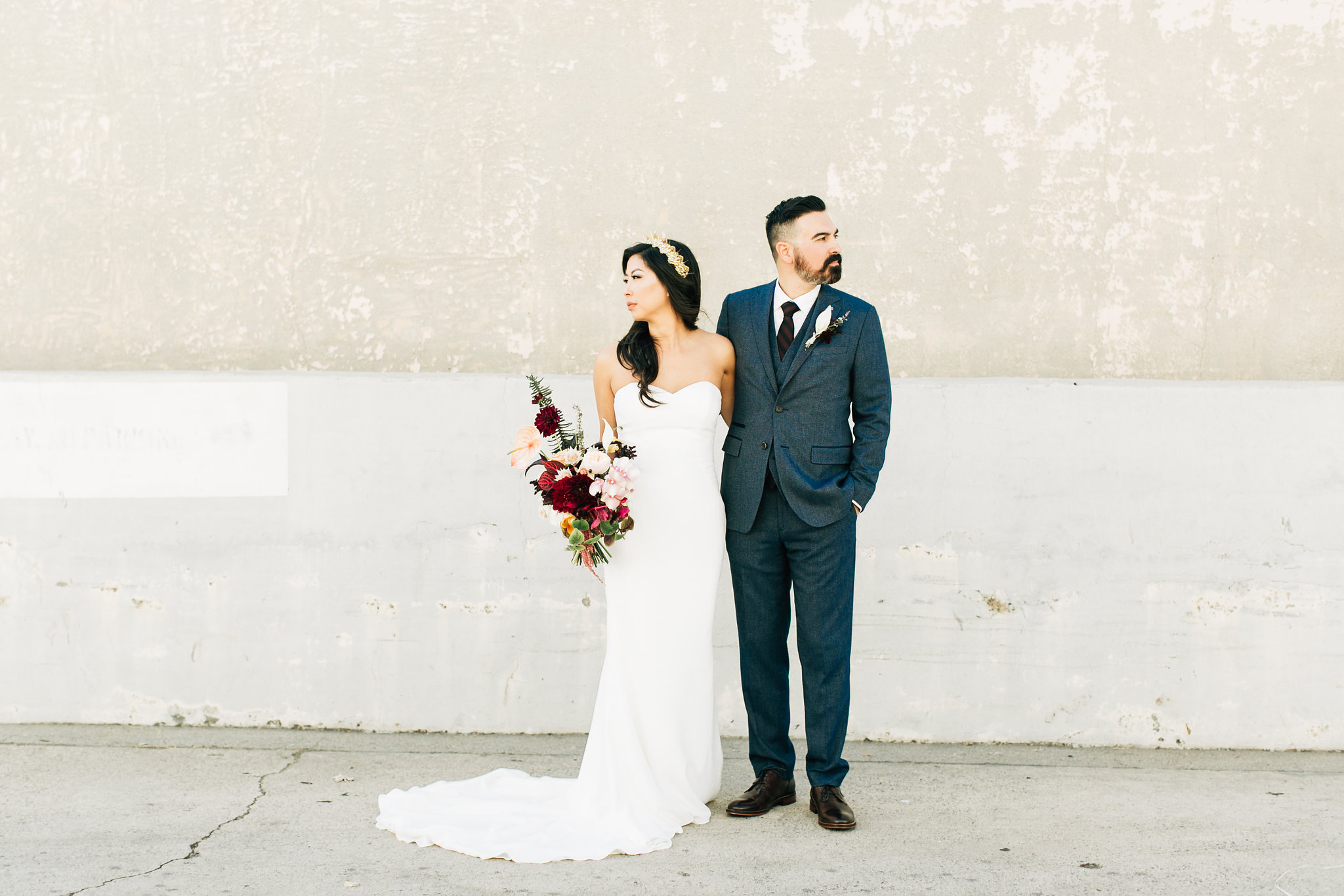 Jena-Lady-Modern Wedding at Madera Kitchen