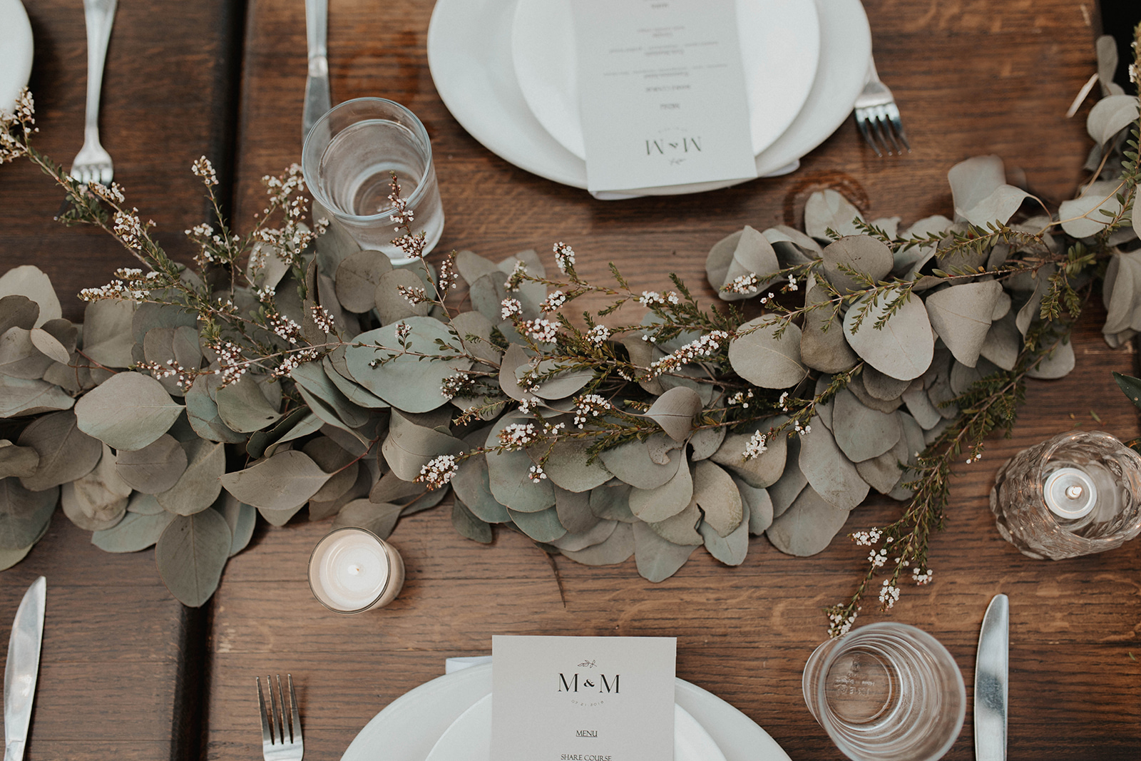 Madera Kitchen Los Angeles Rustic Wedding
