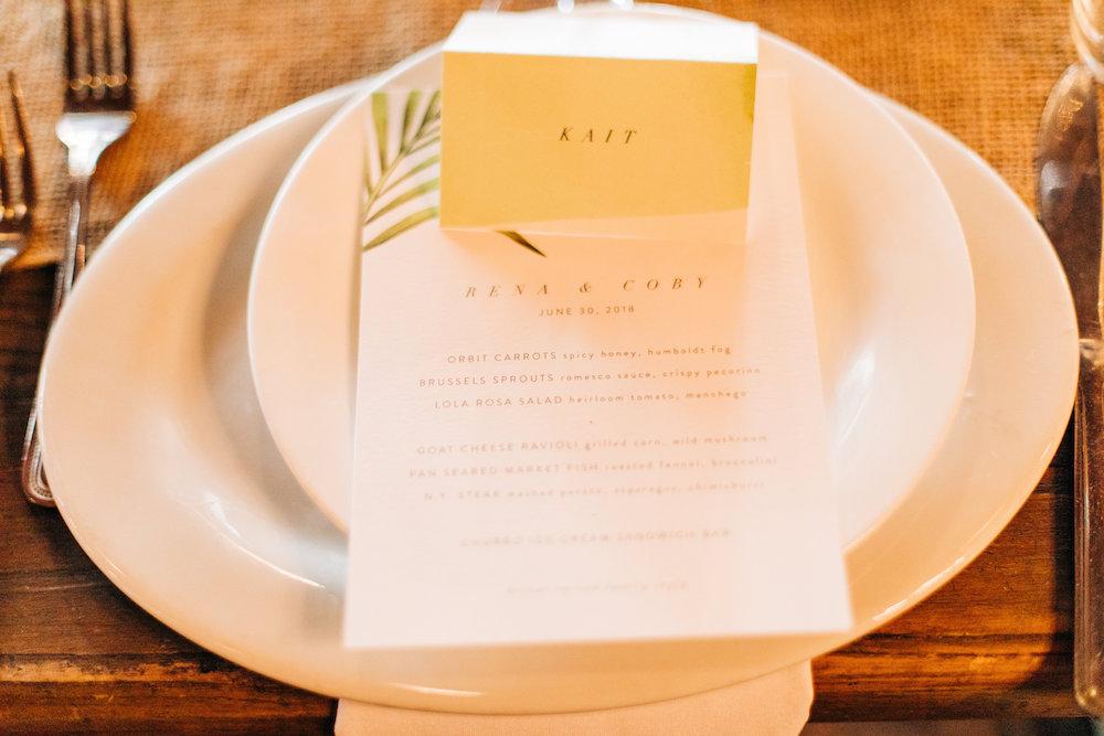 Rena + Coby | Vibrant Rustic Wedding at Madera Kitchen1