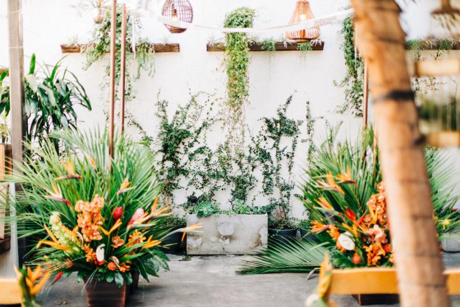 Rena + Coby   Vibrant Rustic Wedding at Madera Kitchen