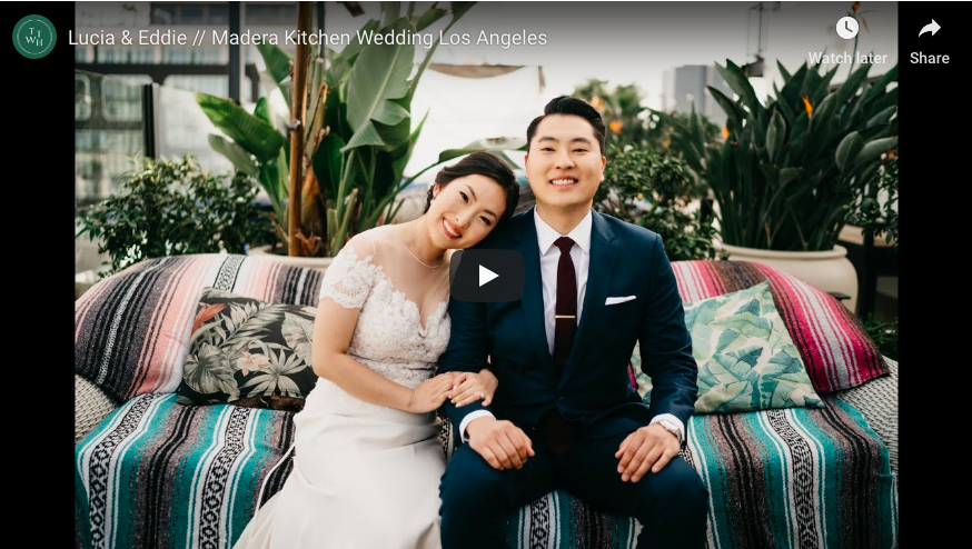 Lucia + Eddie | Wedding Highlight Film