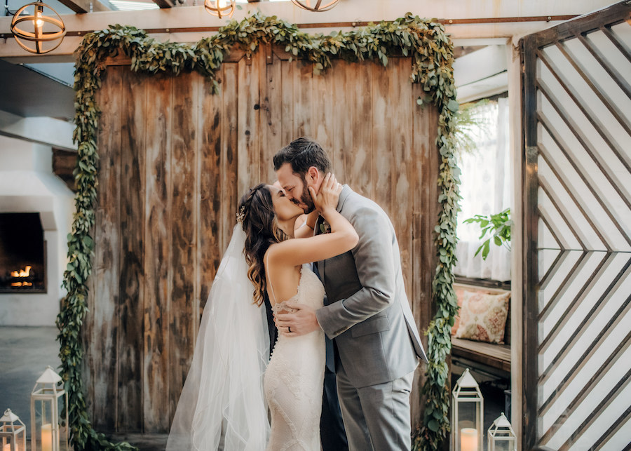 Brie + Matthew Rustic Chic Wedding Madera Kitchen