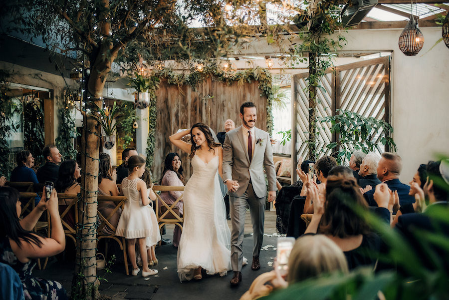 Brie + Matthew   Rustic Chic Wedding
