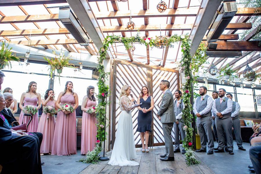 Lauren + Jon   Vibrant Outdoor Wedding