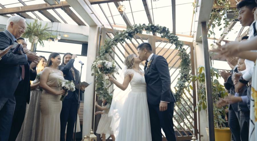 Sunny + Edsel   Wedding Highlight Film