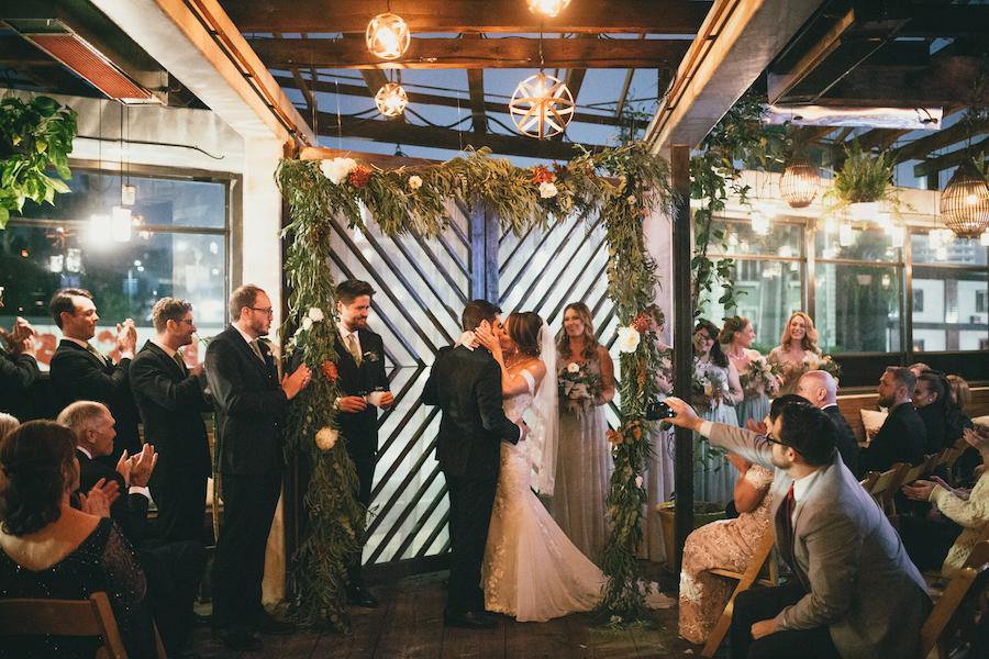 Madera Kitchen Los Angeles wedding